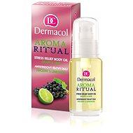 DERMACOL Aroma Ritual Body Oil Grape&Lime 50 ml - Tělový olej