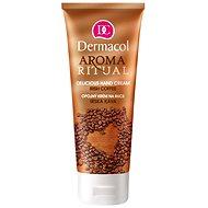 DERMACOL Aroma Ritual Irish Coffee Delicious Hand Cream 100 ml - Krém na ruce