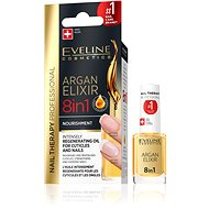 EVELINE Cosmetics Spa Nail conditioner Argan elixir 12 ml - Olej