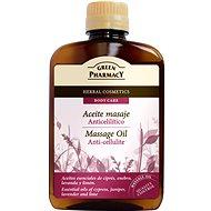 GREEN PHARMACY Masážní olej proti celulitidě 200 ml - Masážní olej
