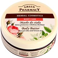 GREEN PHARMACY Body Butter Muscat Rose and Green Tea 200 ml - Body Butter