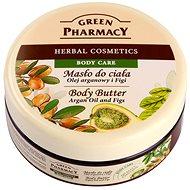 GREEN PHARMACY Tělové máslo Arganový olej a Fíky 200 ml - Tělové máslo
