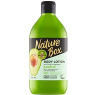 NATURE BOX Body Lotion Avocado Oil 385 ml - Tělový krém
