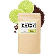 DAZZY Coffe scrub Citrus 200 g - Peeling