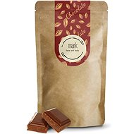 MARK face and body Kávový peeling s čokoládou MARK Coffee Chocolate 200 g - Peeling