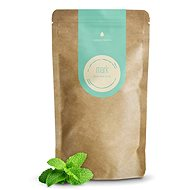 MARK face and body Kávový peeling s mentolem MARK Coffee Peppermint 200 g - Peeling