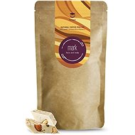 MARK face and body Kávový peeling s nugátem MARK Coffee Nougat 150 g - Peeling