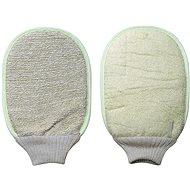 TITANIA Natural Body Care Koupelová a masážní rukavice - Masážní rukavice