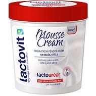 LACTOVIT Lactourea Mousse Cream 250ml - Body Cream