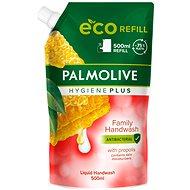 PALMOLIVE Hygiene+Family tekuté mýdlo náhradní náplň 500 ml - Tekuté mýdlo