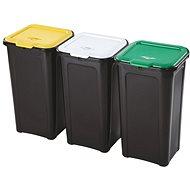 Tontarelli 3x44L, na tříděný odpad