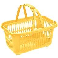 Koš na prádlo Tontarelli Koš s rukojeťmi Cover Line 19,4l na čisté prádlo oranžová