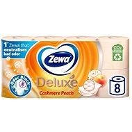 ZEWA DELUXE CASHMERE PEACH 8 ks - Toaletní papír