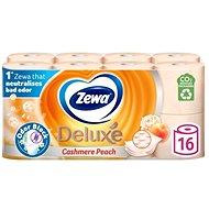 ZEWA Deluxe Cashmere Peach (16 ks) - Toaletní papír