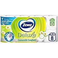 ZEWA DELUXE CAMOMILE COMFORT 8 ks - Toaletní papír