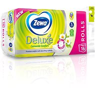 ZEWA Deluxe Camomile Comfort (16 ks) - Toaletní papír