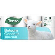 TENTO Sensitive Coconut Milk (8 ks) - Toaletní papír