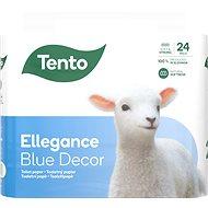 TENTO Ellegance Cool Aqua (24 pcs) - Toilet Paper