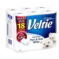 VELTIE Delicately White (18 ks) - Toaletní papír