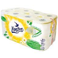 LINTEO Satin Bílý Heřmánek (16 ks) - Toaletní papír
