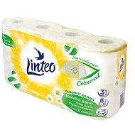 LINTEO Bílý Heřmánek (8 ks) - Toaletní papír