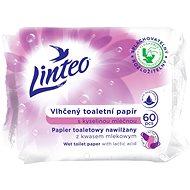 LINTEO  Vlhčený toaletní papír (60 ks)  - Toaletní papír