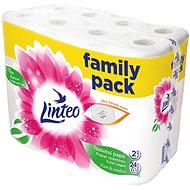 LINTEO Bílý (24 ks) - Toaletní papír
