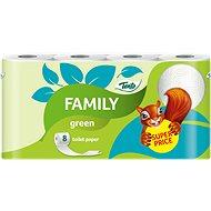 TENTO Family Green (8 ks)  - Toaletní papír