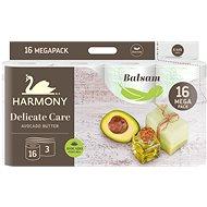 HARMONY Delicate Care Avocado Butter (16 pcs) - Toilet Paper