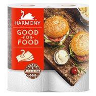 HARMONY Good For Food (2 ks), třívrstvé - Kuchyňské utěrky