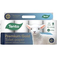 TENTO Gold (8pcs) - Toilet Paper