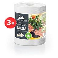HARMONY Home Expert Mega (3 ks) - Kuchyňské utěrky