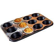 TORO Forma na muffiny, 12 ks, 35x26,5x3 cm, 0,4mm - Pečící forma