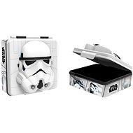 Toro Svačinový box plastový 3D Star Wars, 600ml - Svačinový box