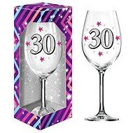 """SKLENICE NA VÍNO XXL """"30"""", 600 ML - Sklenice na víno"""