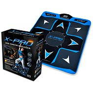 X-PAD Basic Dance Pad PlayDance Edition - modrá - Taneční podložka