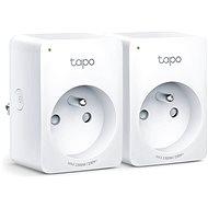 TP-LINK Tapo P100(2-pack) - Chytrá zásuvka