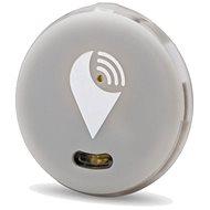 TrackR pixel stříbrný - Bluetooth lokalizační čip