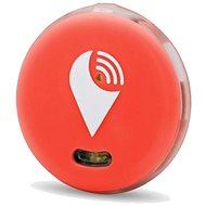 TrackR pixel červený - Bluetooth lokalizační čip