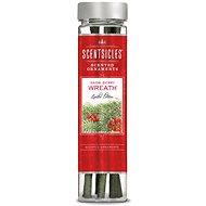 ScentSicles vůně na stromeček/Snow Berry Wreath 6 ks - Vánoční svíčka