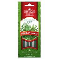 ScentSicles vůně na stromeček/White Winter Fir 4 ks Clip Strip - Vánoční ozdoby