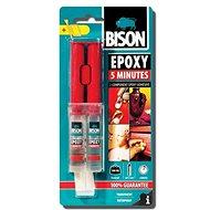 BISON EPOXY 5 MIN 24 ml - Lepidlo