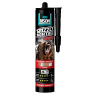 BISON GRIZZLY MONTAGE POWER WHITE 370g - Glue