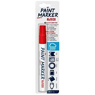ALTECO Paint Marker červený popisovač - Popisovač