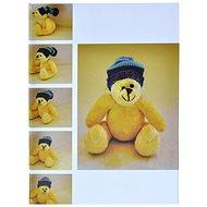 Tradag Méďa žlutý 10x15 - Fotoalbum
