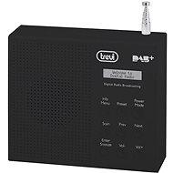 Trevi RA DAB 791 R black - Radio