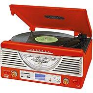 Trevi TT 1062 E červený - Gramofon