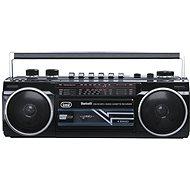 Trevi RR 501 BT BK - Radiomagnetofon
