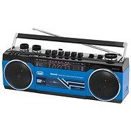 Trevi RR 501 BK BL - Radiomagnetofon
