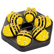 Bee-Bot 6ks s dobíjecí dokovací stanicí - Robot